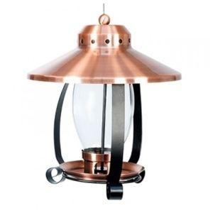 Woodlink Copper Top Lantern Feeder