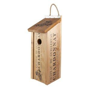 Woodlink Wine Crate Cedar Bluebird House