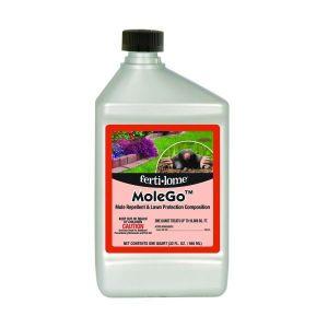 Fertilome MoleGo Mole Repellent RTS Hose End