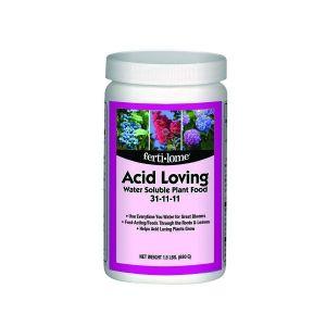 Fertilome Acid Loving Water Soluable Plant Food