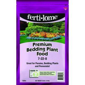 Fertilome Premium Bedding Plant Food 7-22-8