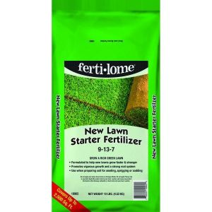 Fertilome New Lawn Starter 9-13-7