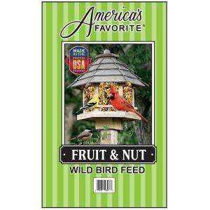 America's Favorite Fruit & Nut Wild Bird Feed
