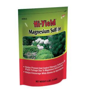 Hi-Yield Magnesium Sulfate