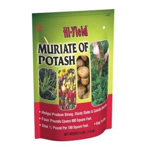 Hi-Yield Muiate of Potash 0-0-60