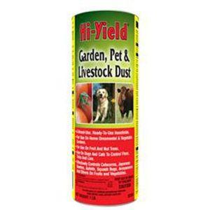 Hi-Yield Garden Pet & Livestock Dust