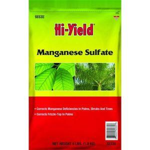 Hi-Yield Manganese Sulfate Granules
