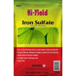 Hi-Yield Iron Sulfate