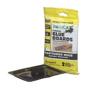 Tomcat Mouse Glue Boards 2 Pack Valu-Pak