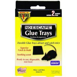 Bonide Revenge No Escape Mouse Glue Trays