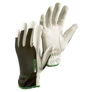 Hestra Black / Tan Kobolt Czone II Glove