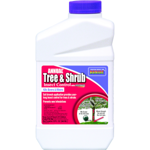 Bonide Annual Tree & Shrub Insect Control Concentrate