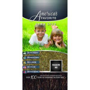 America's Favorite Lawn Seed Fescue Rye Mix