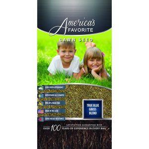 America's Favorite Lawn Seed True Blue Bluegrass