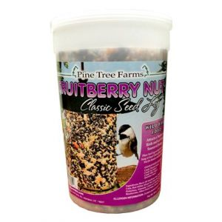 Pine Tree Farms Fruit Berry Nut Classic Seed Log 28 oz