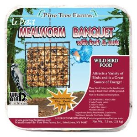 Pine Tree Farms Mealworm Banquet Le Petit Cake 7.5 oz