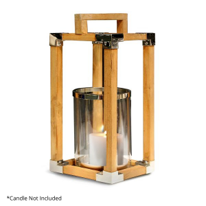 Southampton Teak Wood Lantern