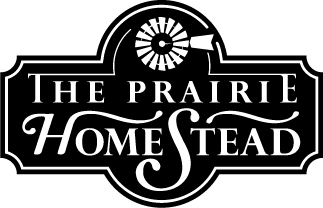 The Prairie Homestead Logo